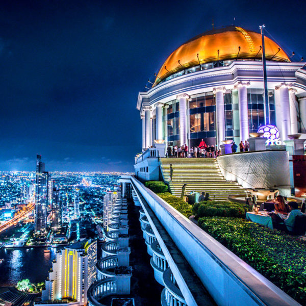 TOWER CLUB – BANGKOK