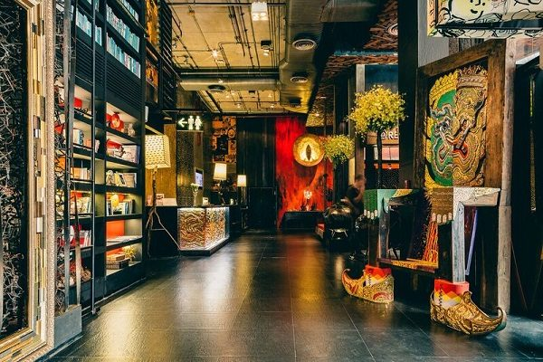 SIAM@SIAM DESIGN HOTEL – BANGKOK