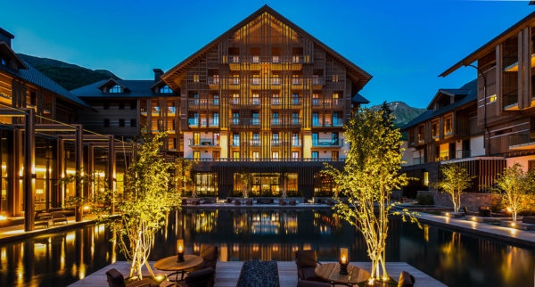 THE CHEDI ANDERMATT –  SUISSE
