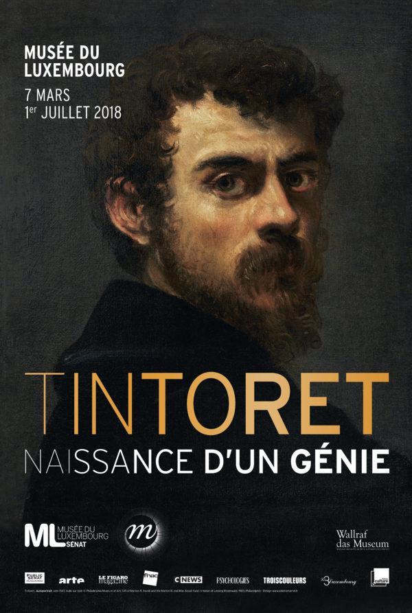 EXPOSITION TINTORET – MUSÉE DU LUXEMBOURG