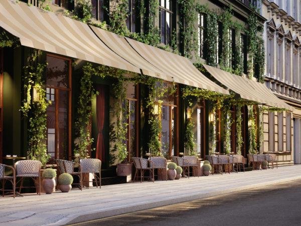 HOTEL SANDERS – COPENHAGUE